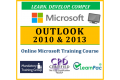 Mastering Outlook 2010 & 2013 - Online CPD Training Course & Certification
