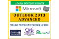 Mastering Outlook 2013 Advanced - Online CPD Training Course & Certification