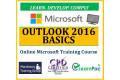 Mastering Outlook 2016 Basics - Online CPD Training Course & Certification