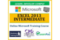 Microsoft Excel 2013 Intermediate - Online CPD Training Course & Certification