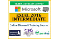 Microsoft Excel 2016 Intermediate - Online CPD Training Course & Certification
