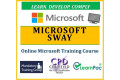 Microsoft Sway - Online CPD Training Course & Certification