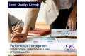Performance Management - Online Course - CPD Accredited