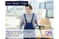 Manual Handling - Level 2 - Online Course - CPD Accredited