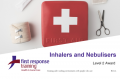 Inhalers and Nebulisers (2hrs)