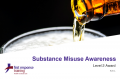Substance Misuse (3hrs)