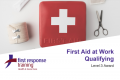 First Aid at Work Qualifying (3days)