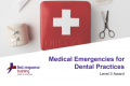 Medical Emergencies for Dental Practices (6hrs)