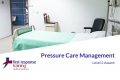 Pressure Care Management (3hrs)