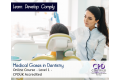 Medical Gases in Dentistry - Enhanced Dental CPD Course