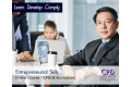 Entrepreneurial Skills - Online Training Course - CPDUK Certified
