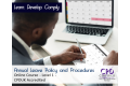 Annual Leave Policy and Procedures - Enhanced Dental CPD Course