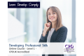 Developing Professional Skills - Enhanced Dental CPD Course
