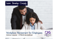 Workplace Harassment for Employees - Online Training Course - CPDUK Certified