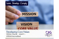 Developing Core Values - Enhanced Dental CPD Course