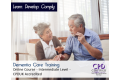 Dementia Care Training - E-Learning Course - CPDUK Accredited