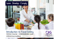 Introduction to Food Safety - Online Training Course - CPDUK Accredited