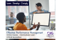 Effective Performance Management - Online Training Course - CPDUK Accredited